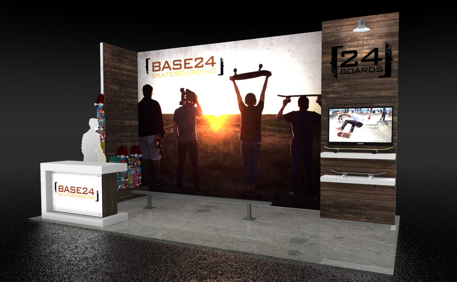 Base24_display