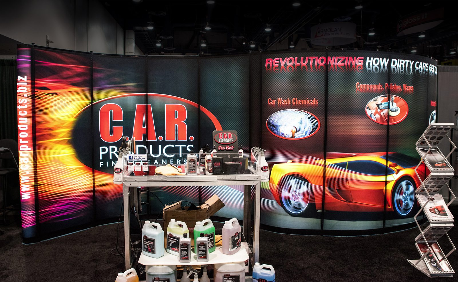 CAR_Products_exhibit