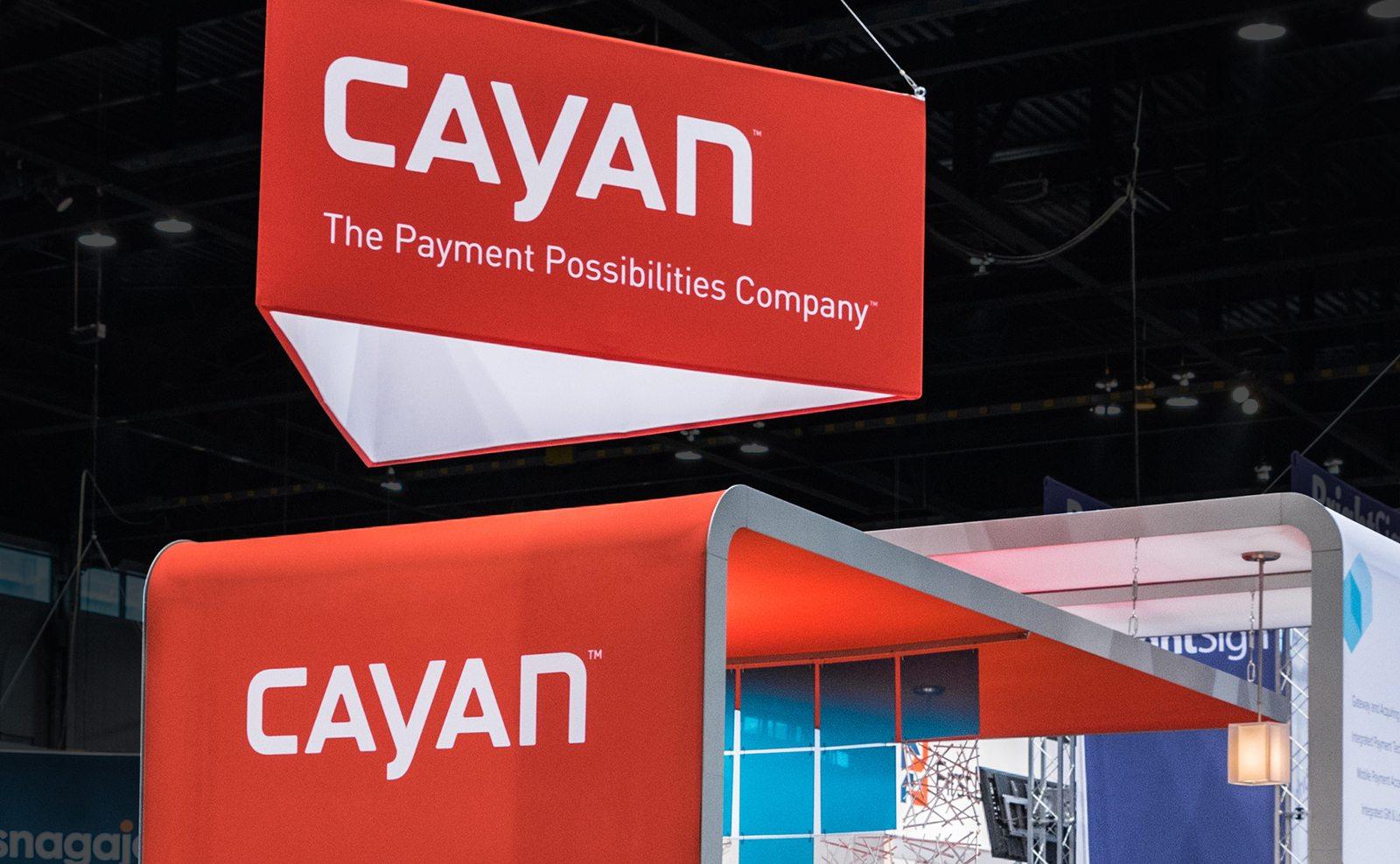 Cayan_hanging_sign